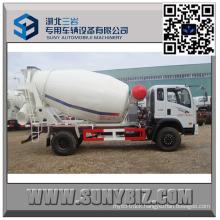 Sinotruk King 2 Cbm Mini Ready Mixer Truck
