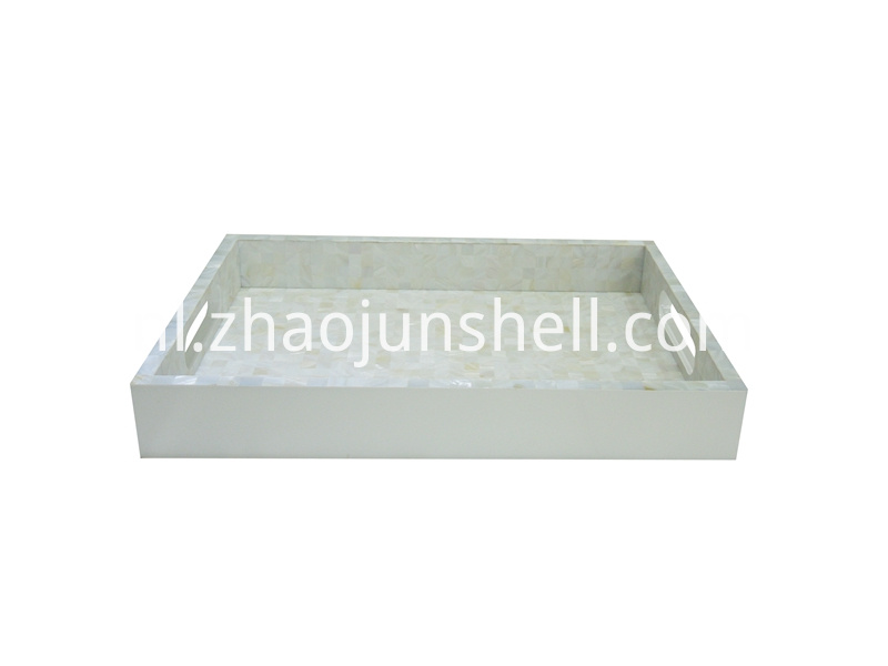 freshwater shell tray