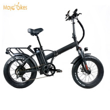 20'' Alloy Frame Fat eBike 48V 500W