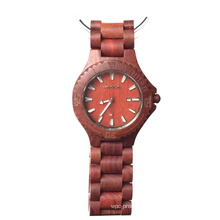 High Quality New Fashion Wooden Watch, 100% Natural Watch Wood, Wooden Wrist Watch