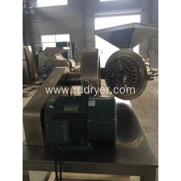Black pepper white pepper grinding machine