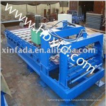FD828 Step Tile Roll Forming Machine