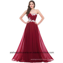 Beading Sequins Floor-Length Sweetheart Prom Dress Bridesmaid Dress