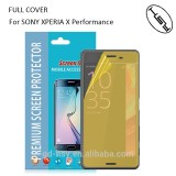 For Sony Xperia x performance TPU Film Guard Ultra Slim Clear Screen Shield,for Sony Xperia x performance TPU screen protector