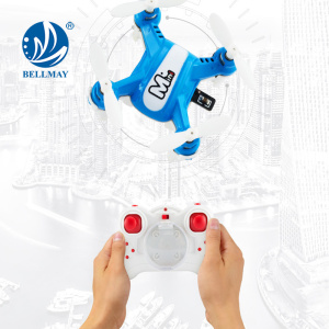 New Product Wholesales 2.4Ghz 6 Axis Easy Manipulated RC Nano Quadcopter With 360 Degree Eversion