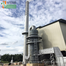 Single Tower Water film Industrial Portable Dust Collector Machine