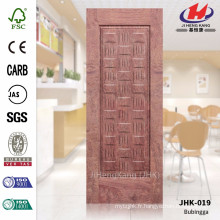 JHK-019 Best Lattice Afrique du Sud Design Classique Rosewood MDF Door Materail Sheet