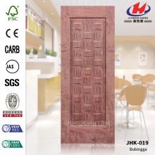 JHK-019 Лучшая решетка Южной Африки Классический дизайн Розвуд MDF двери Materail лист