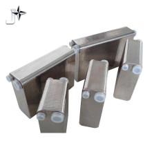 Échangeur de chaleur à plaques brasées en acier inoxydable pour piscine