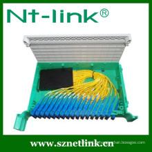 Diviseur de fibre optique sans plomb
