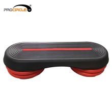 Etapa de aeróbica usada do treinamento da aptidão de ProCircle ajustável