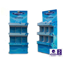 Personlized Products for Hanging Shelves PP Folding Display Stand supply to Spain Supplier