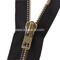 Metal No. 13 Zip chain Zipper for Handbag