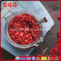 Bagas de goji de baixa caloria goji berry bagas secas de goji manter uma figura esguia