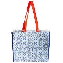PP premium custom logo reusable PP premium shopping bag