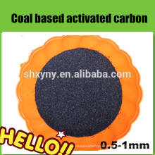 Bituminous coal based 8/16 mesh granular activated carbon