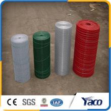 PVC-beschichtetes 8-Gauge-Schweißdrahtgeflecht