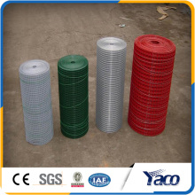PVC coated 8 gauge welded wire mesh