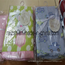 Baby Soft Fleece Blanket Soft Touch Healthy Swaddle Baby Blanket