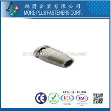"""Fabriqué à Taiwan Unités d'entraînement carré de 1/4 """"pour les vis en métal de la feuille SAE (métrique), 6 points et 6 points magnétiques"""