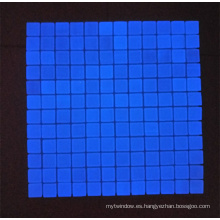 Mosaico luminoso para piscina
