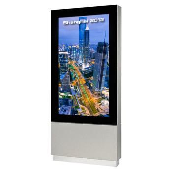 ЖК-дисплей с цифровым дисплеем 65 дюймов для автовокзала