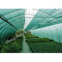 High Density Polyethylene HDPE Agriculture Shade Net with U