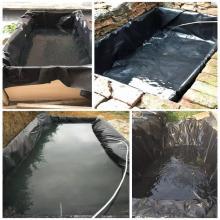 Geomembrana LDPE de projetos de conservação de água agrícola