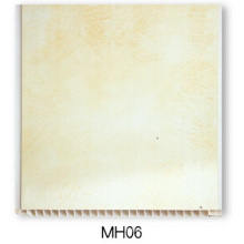 25cm Indoor Decoration PVC Ceiling Panel (MH06)