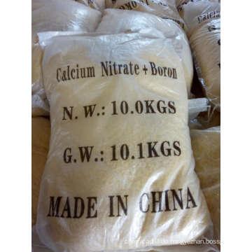 Freies Beispiel Gelbes Calciumnitrat mit Bor