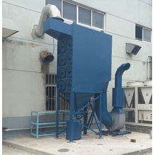 FORST Fabricante Portable Dust Collector Cyclone