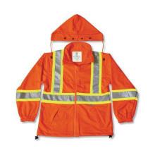 Detachable High Visibility Reflective Softshell Jacket