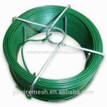 W - pvc enroulé / fil d'attache en plastique