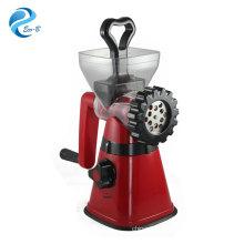 Hot Sale Factory Price Kitchen Application Mini Manual Meat Mixer Grinder Machine