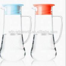 Nouvelles idées d'affaires cadeau promotionnel pichet en verre soufflé à la main