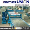 Stahlspule schneiden auf Länge Maschinenlinie für Spulenplatte