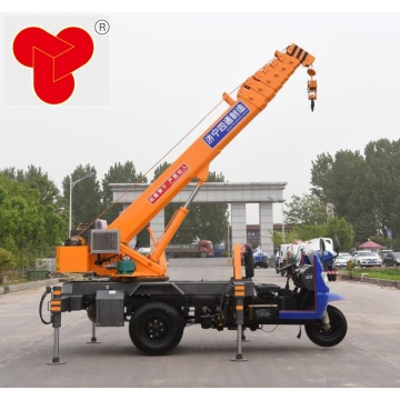 Three Wheel 3 Ton Wrokshop Crane