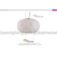 Modern Glass Ball Decorative Pendant Lamp
