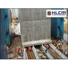 Mobile Trolley for Transporting Precast Caisson (HLCM-33)