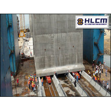 Carrinho móvel para o transporte do Caisson pré-fabricado (HLCM-33)