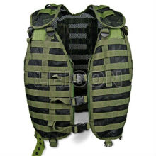Tactical gear combat vest army Green vest ISO and SGS Standard