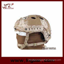 Fashion Airsoft Fast Navy Pj Round Hole Tactical Combat Helmet