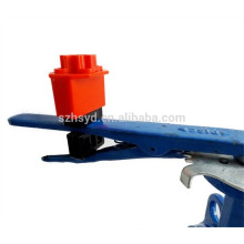Approve CE new small size and effective control universal water valve locking device