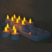 Tea Lights Rechargeable Rechargeable Flameless Tea Lights