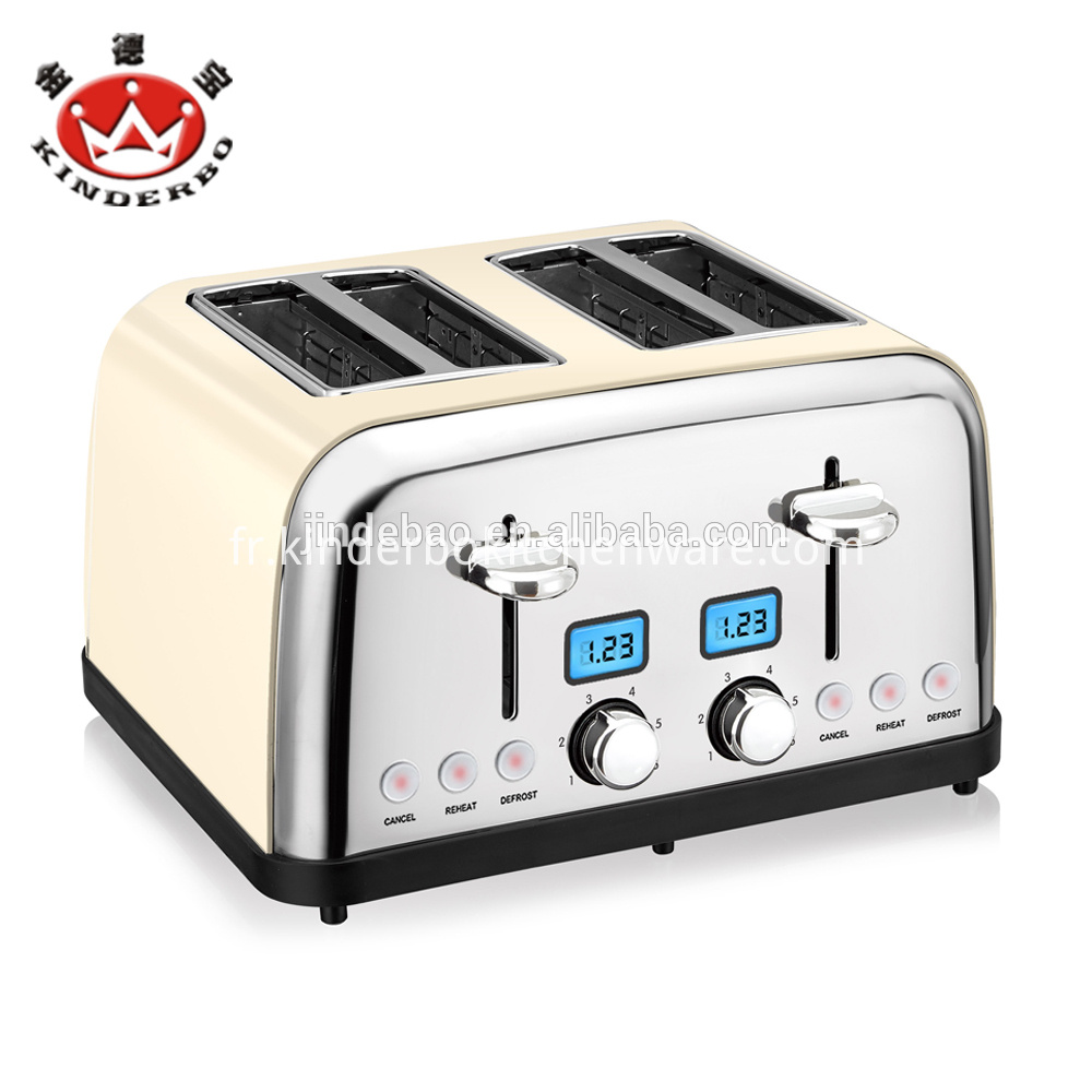 Automatic Bread Maker Toaster for Delicious Breakfast