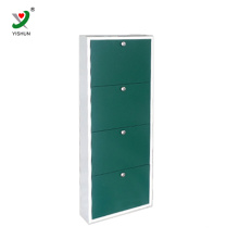 steel shoe racks storage cabinet