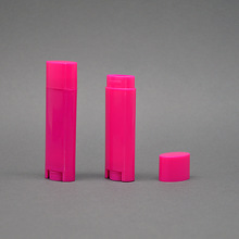 4.5g Cheap Price Oval Lip Balm Container Lipstick