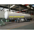 Tanques de remolque de 45,000 litros de GLP