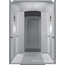 Ascenseur sans chambre (décoration de cabine U-Q0176)