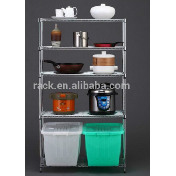 Stainless Steel Restaurant Kitchen Rack with NSF Approval